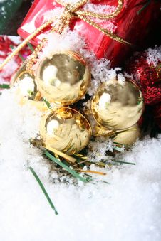 Free Christmas Decorations Stock Image - 1581501
