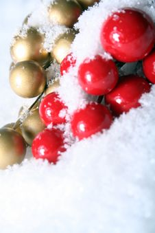 Free Christmas Decorations Stock Photos - 1581583