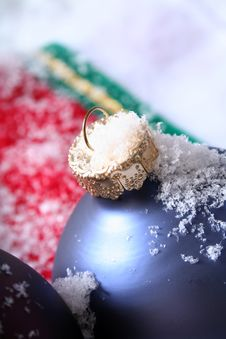 Free Christmas Decorations Stock Images - 1581644