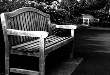 Free Park Benches Stock Images - 1583564