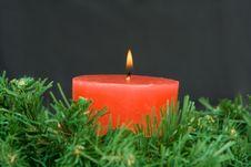Free Candle Burning Stock Photo - 1584080