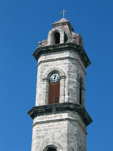 Cathedral Tower Detail