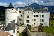 Free Inside Hohensalzburg Royalty Free Stock Images - 1585119