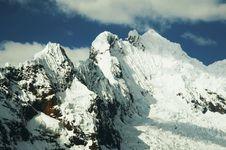 High Cordilleras Stock Images