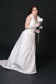 Free Romantic Girl Royalty Free Stock Photos - 1586668