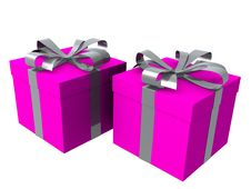 Present, Gift Royalty Free Stock Photography