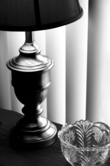Free Table Lamp Stock Photos - 1587723