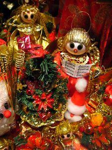 Free Christmas Decoration Stock Photo - 1587960