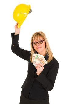Free A Businesswoman Royalty Free Stock Photo - 1589425