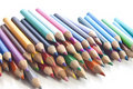 Free Colouring Pencils All Stacked Up Stock Photos - 15801493