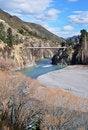 Free Wairou River Bridge, New Zealand Stock Images - 15806304
