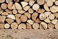 Free Woodpile Stock Images - 15809524