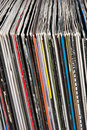 Free Used Vinyl Records Stock Photo - 15809700