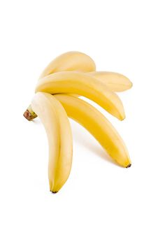 Free Bunch Of Bananas Royalty Free Stock Image - 15800196