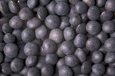 Free Black Beluga Lentil Royalty Free Stock Photography - 15800267