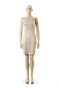 Free Mannequin In Dress | Isolated Stock Images - 15800294