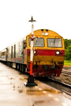Free Train Royalty Free Stock Photos - 15800298