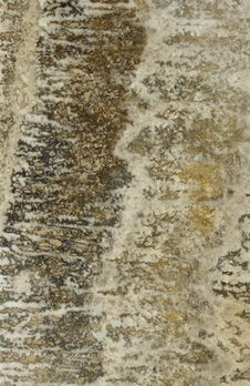 Free Surface Of The Travertine. Tints Of Brown. Royalty Free Stock Image - 15800806