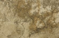 Free Surface Of The Travertine. Brown. Stock Image - 15800971