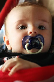 Free Portrait Baby Stock Image - 15801521