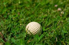 Free Golf Ball Royalty Free Stock Image - 15803696