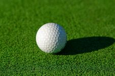 Free Golf Ball Royalty Free Stock Images - 15803739