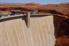 Free Glen Canyon Dam Stock Images - 15804374