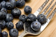 Free Blueberries Royalty Free Stock Image - 15804776