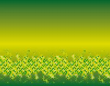 Free Green Background Royalty Free Stock Image - 15807016