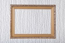 Free Frame Over The  Wall Royalty Free Stock Photo - 15807235