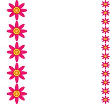 Free Pinky Flowery Stock Photography - 15807722
