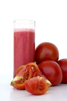 Free Organic Tomato Juice Stock Image - 15807741