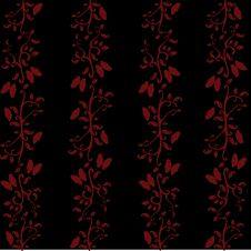 Free Floral Red Background Royalty Free Stock Photos - 15808008