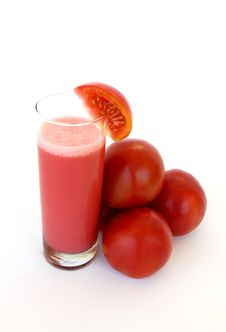 Free Organic Tomato Juice Stock Photo - 15808030