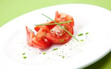 Free Spiced Tomato Royalty Free Stock Image - 15808396
