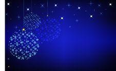 Free Three Christmas Ball Stock Image - 15808691