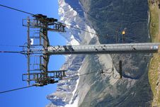 Free Chair Lift Royalty Free Stock Images - 15808729