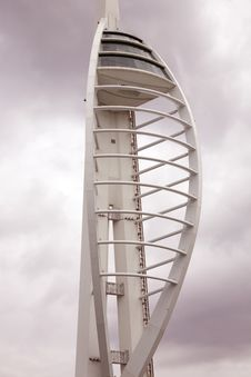 Free Spinnaker Tower Royalty Free Stock Image - 15808866