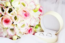 Free Bouquet Of Roses Stock Image - 15809071