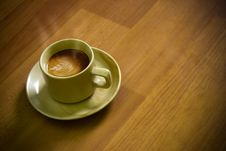 Free Cup Of Coffee Royalty Free Stock Photography - 15809317