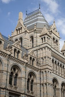 Free National History Museum In London Stock Image - 15809471