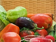 Free Fresh Vegetables Royalty Free Stock Photos - 15809588