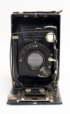 Free Old Photo Camera Stock Photography - 15809952