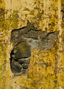Free Closeup Of An Old Wall Stock Images - 15811984