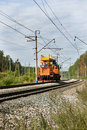 Free Railroad Track Stock Image - 15815971