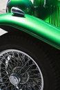 Free Wheel Of Retro Car Stock Image - 15816131