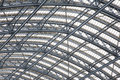 Free Roof Of St Pancras Railway Station Stock Photos - 15816183