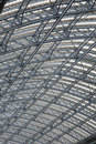 Free Roof Of St Pancras Railway Station Stock Image - 15816281