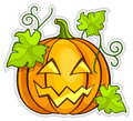 Free Halloween Pumpkin Royalty Free Stock Photography - 15819077