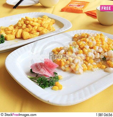 Free Huaiyang Cuisine Royalty Free Stock Image - 15810656